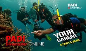 Divemaster Online Training
